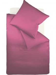 Fleuresse pościel Colours Satin 9100 5015 raspberry