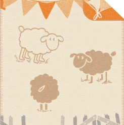 s.Oliver BABY Sheep kocyk 0605-300 75/100