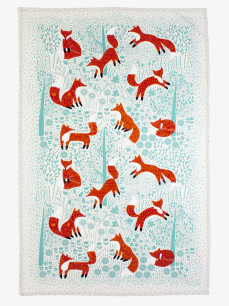 Ulster Weavers Foraging Fox ściereczka CO 022FFX