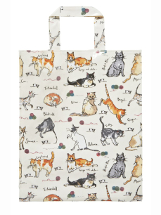 Ulster Weavers Madeleine Floyd Cats torba PVC 604CATS
