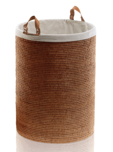 DECOR WALTHER BASKET SPA kosz rattan ciemny